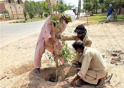 Clean Green Pakistan - Clean Green Multan Industrial Estate